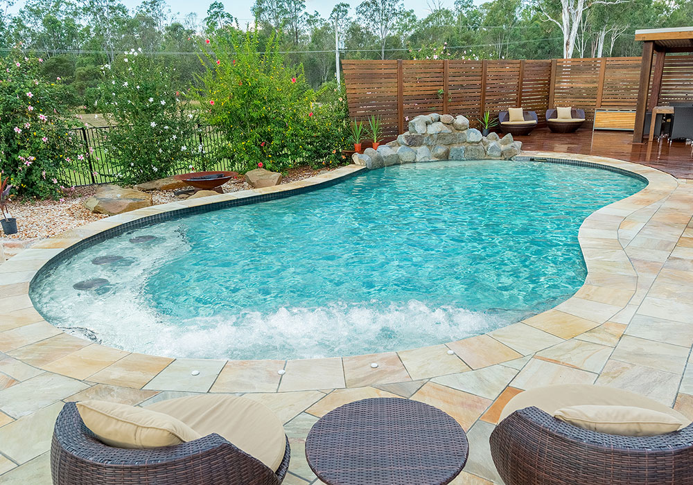 Pool builders brisbane pool construction brisbane for Pool design queensland