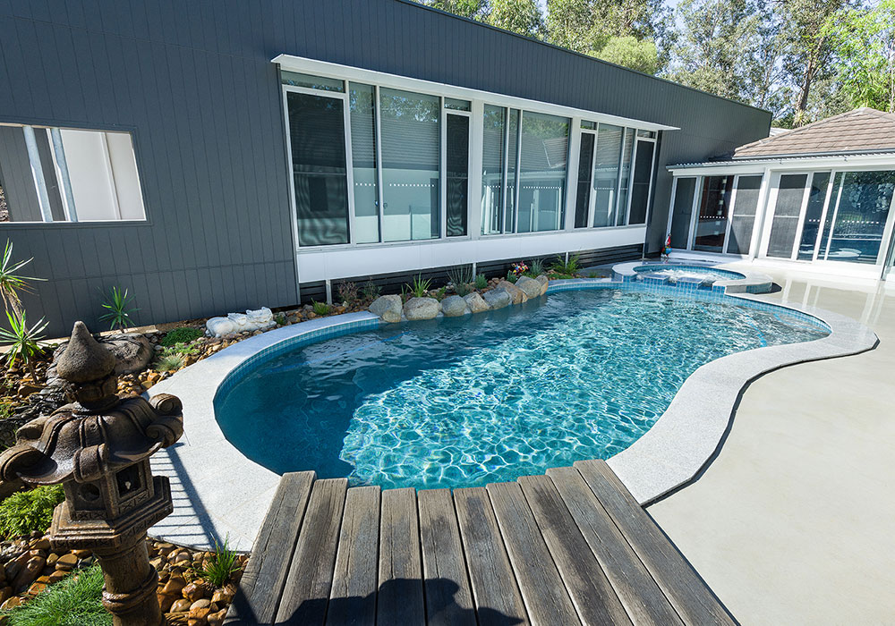 Pool Builders Brisbane Pool Construction Brisbane Queensland Family Pools
