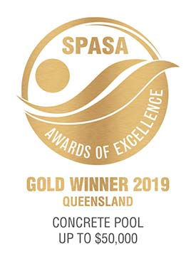 Concrete Pool up to $50,000 Gold Gold