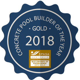 Concrete Pool Builder of the Year 2018