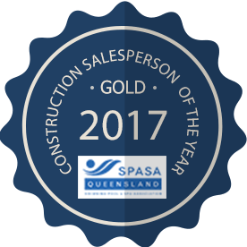 Construction Salesperson of the Year 2017 Award