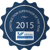 Construction Supervisor of the Year 2015 Award