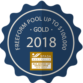 Freeform Pool up to $100,000