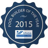 Pool Builder of the Year 2015 Award