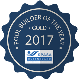 Pool Builder of the Year 2017 Award