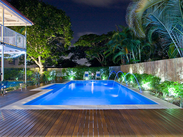Step by step building process queensland family pools - Swimming pool construction process ...